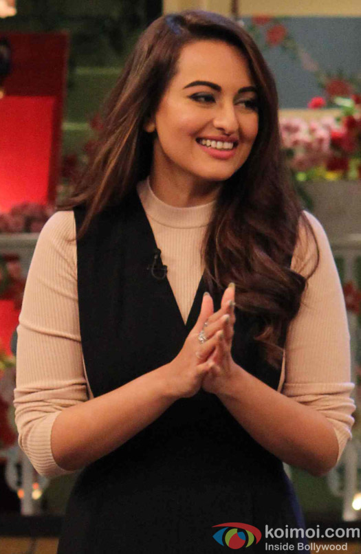 Promotion Of Akira On The Sets of The Kapil Sharma Show