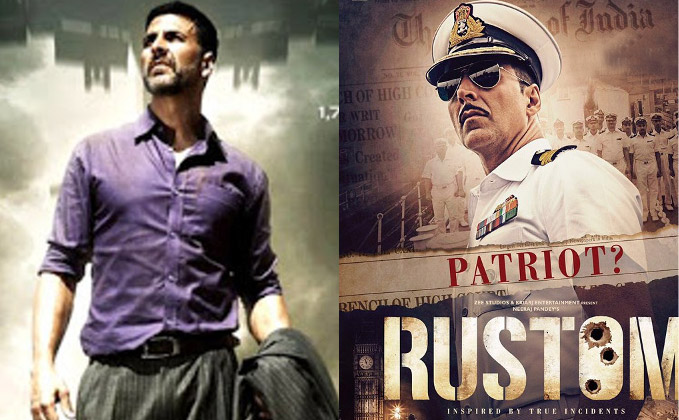Rustom Beats Airlift To Become 4th Highest Opening Weekend Grosser Of 2016