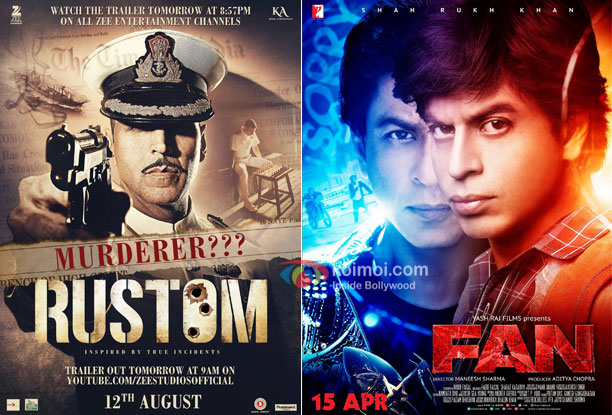 Rustom Beats Fan To Becomes 4th Highest Grosser Of The Year!