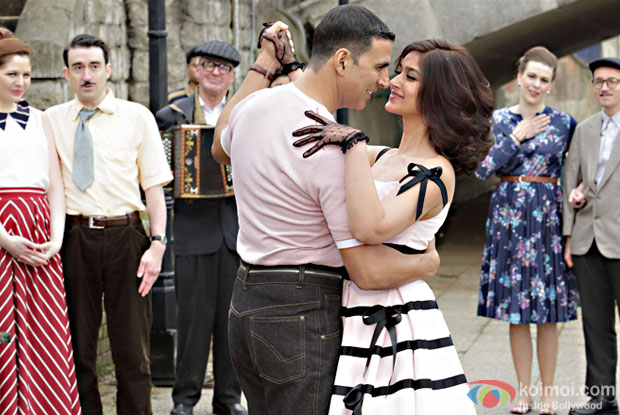 Rustom Makes 207% Profit At The Box Office