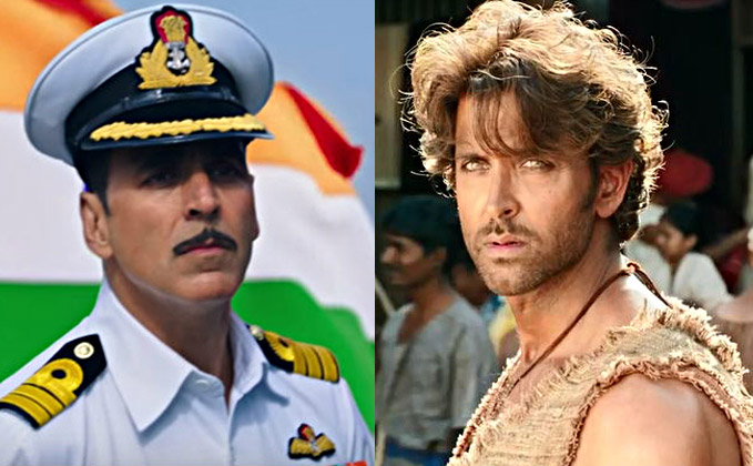 Box Office - Rustom leaves Mohenjo Daro way too behind on its second Friday