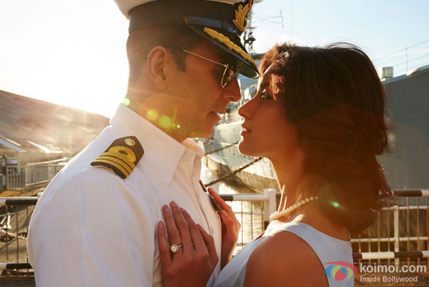 Rustom Remains Steady On Its 2nd Monday At The Box Office