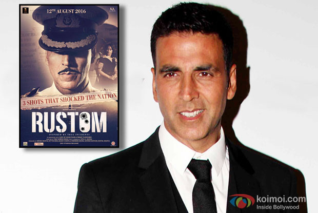 'Rustom' will leave people thinking, arguing: Akshay Kumar