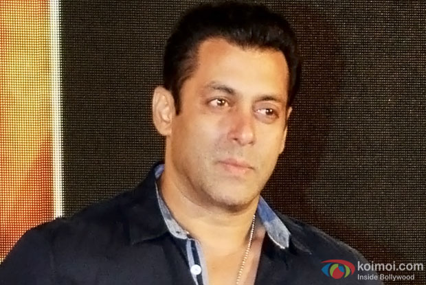 Salman Khan Not To Be Part Of Race 3