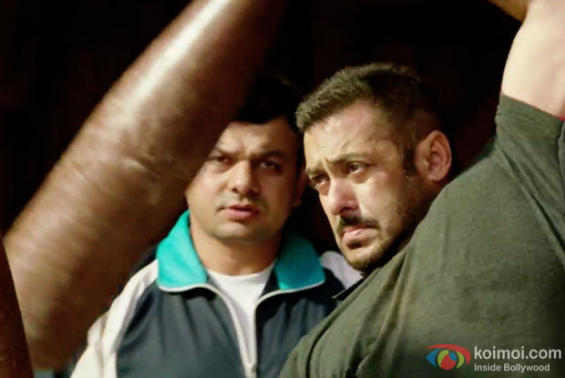 Sultan's 4th Tuesday Box Office Collections