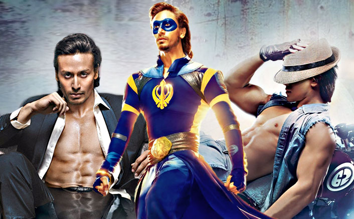 A Flying Jatt Struggles To Surpass The Lifetime Collection Of Heropanti