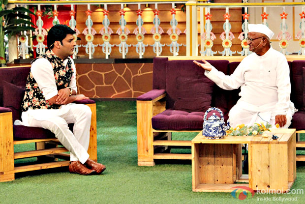 Anna Hazare to appear on 'The Kapil Sharma Show'