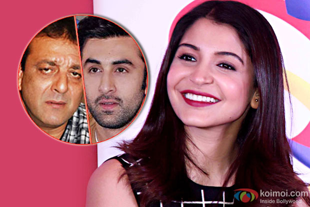 Anushka Sharma To Have A Cameo In Sanjay Dutt Biopic?
