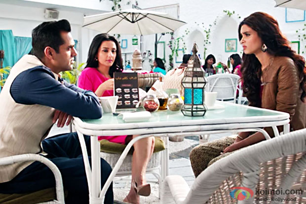 Box Office - Diana's Happy Bhag Jayegi is a success