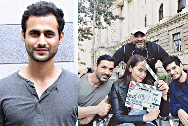 Freddy Daruwala to have a special cameo in Force 2!