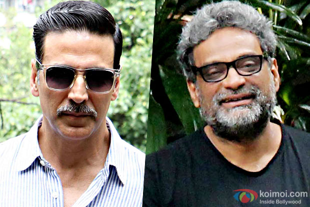 Akshay Kumar to star in R. Balki's next