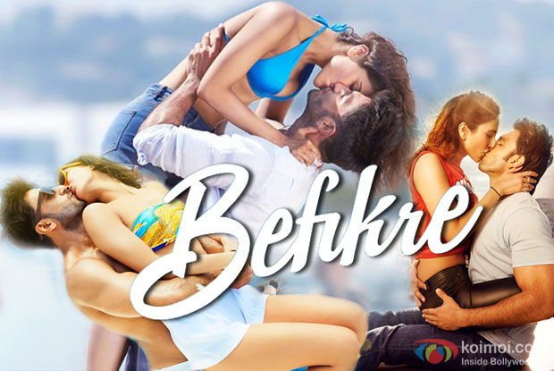 Watch Ranveer Singh and Vaani Kapoor starrer Befikre trailer