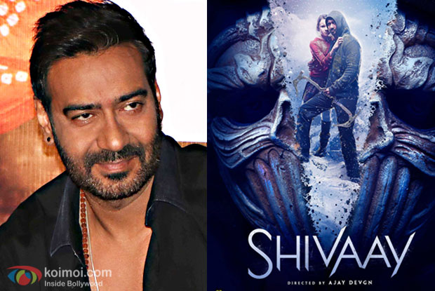 CBFC was cordial, co-operative: Ajay Devgn on 'Shivaay' U/A certificate