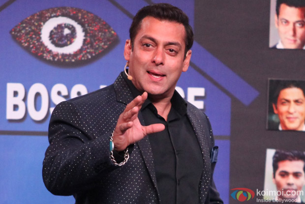 Deepika Padukone and Salman Khan Host grand launch of Bigg Boss 10