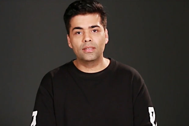 For me, India comes first: Karan Johar