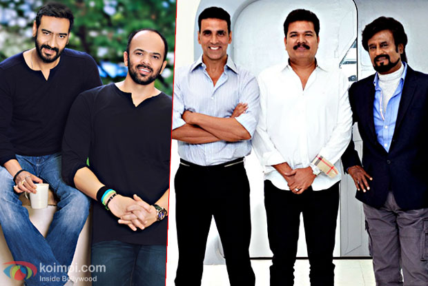 Golmaal 4 Vs Robot 2 Clash To Be Averted?