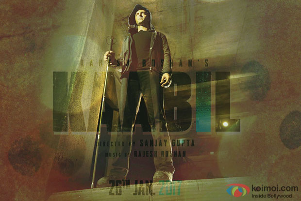 Hrithik Roshan is back with a royal bang in Kaabil trailer