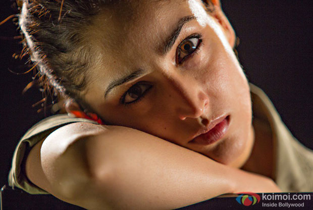 OMG!!! Yami Gautam astounds us with her intense look in Sarkar 3