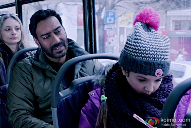 Ajay's Shivaay Holds Well On Its 2nd Friday At The Box Office