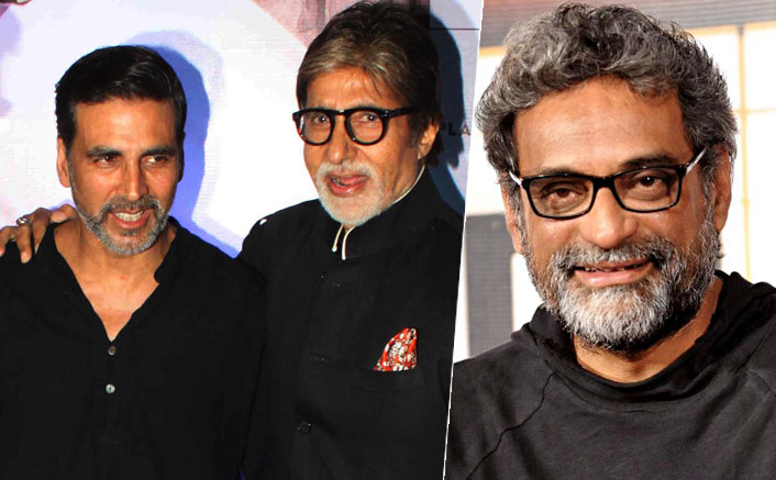 Akshay Kumar & Amitabh Bachchan Teaming Up For Balki's Next?