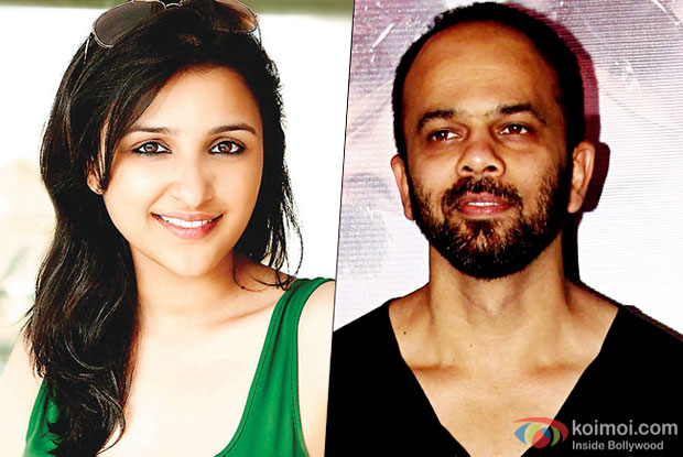 Confirmed! Parineeti Chopra Will Be The Leading Lady Of Golmaal Again