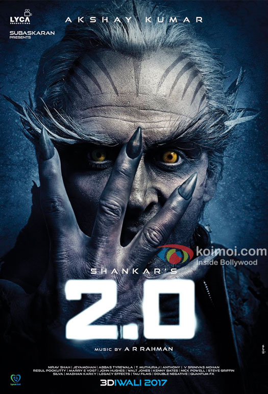 Robot 2.0 Full Movie Download HD DVDRip Torrent