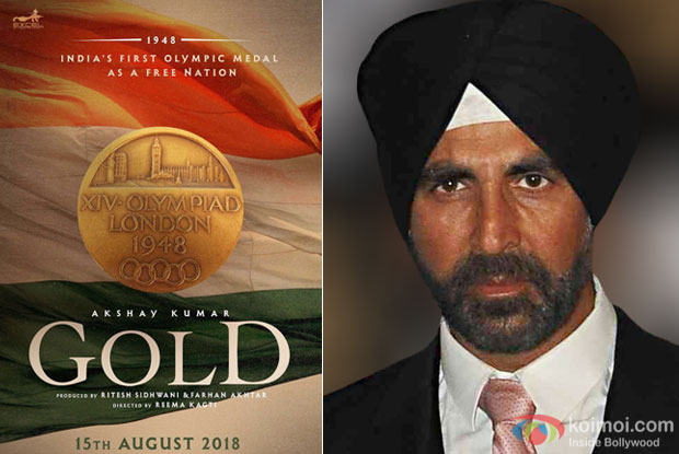Revealed: Akshay Kumar Character Details In Gold