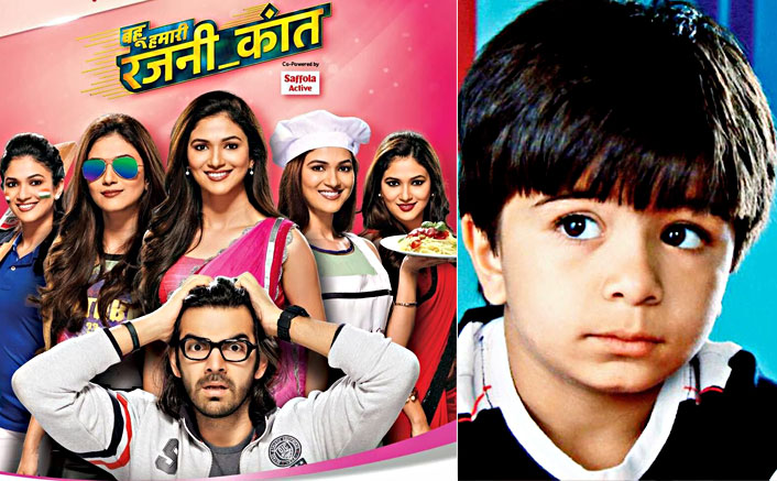 Shivansh Kotian roped in for 'Bahu Humari Rajni_kant'