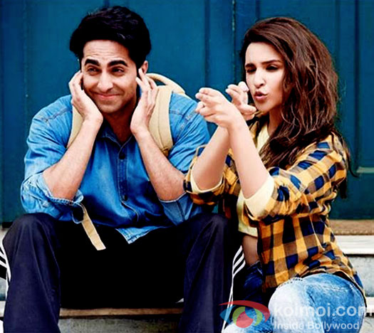 Meri Pyaari Bindu starring Ayushmann Khurrana and Parineeti Chopra will release on May 12th 2017