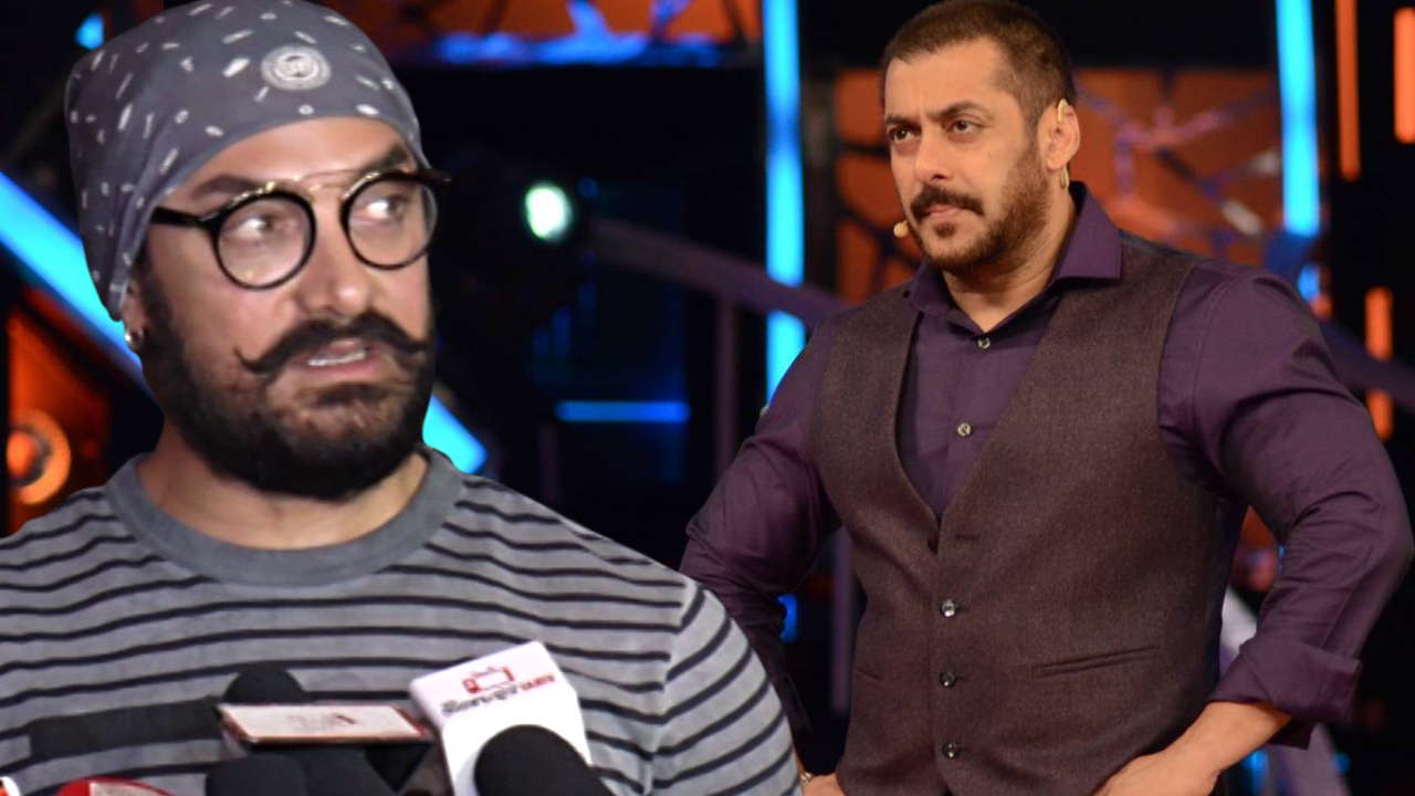 Why Is Aamir Khan Not Promoting Dangal On Salman's Bigg Boss?