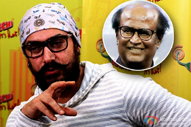 Aamir reveals why Rajinikanth didn't dub for 'Dangal'