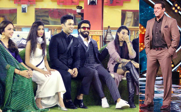 Are Bigg Boss Wild Cards RESTRICTED from discussing demonetization?