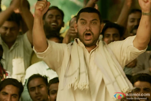 Box Office - Aamir Khan's Dangal has another huge day, collects extremely well on Wednesday