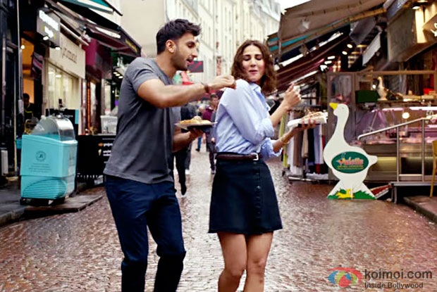 Box Office - Befikre holds fair on Monday; all eyes on rest of the week