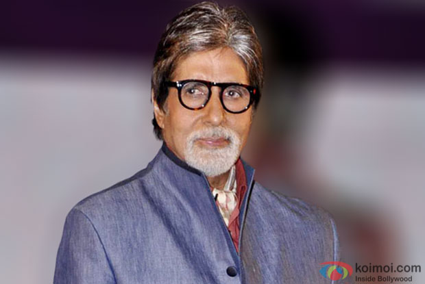 Conscious efforts by writers to improve quality of cinema: Amitabh Bachchan