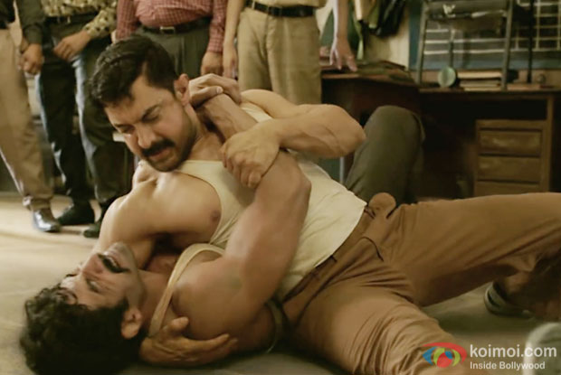Check Out The Day-Wise Collections of Aamir Khan's Dangal