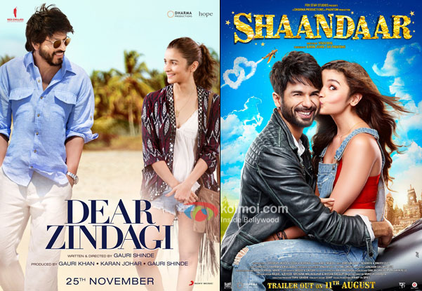 Dear Zindagi Beats Shaandar's Lifetime Collections