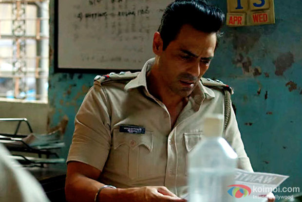 Arjun Rampal in a still from Kahaani 2