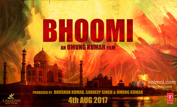Omung Kumar's 'Bhoomi' to release on August 4th next year
