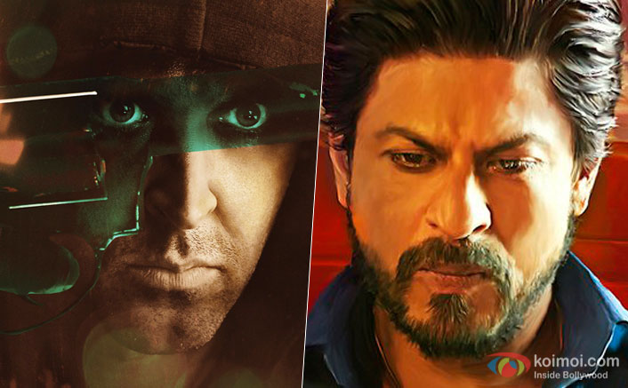 Poll: Hrithik's Kaabil Or Shah Rukh's Raees Which Trailer Did You Like More