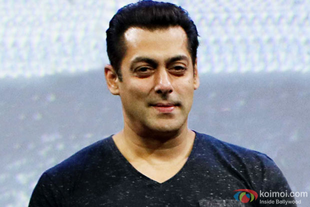 Salman Khan Becomes Face Of BMC's Anti-Open Defecation Campaign