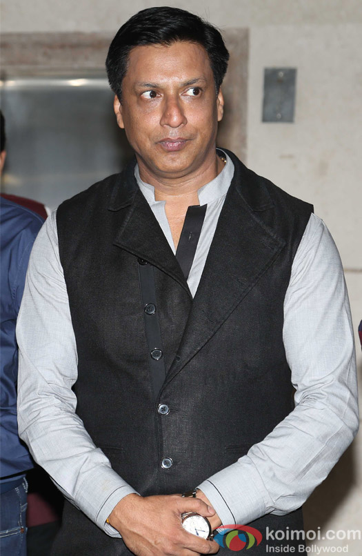 Madhur Bhandarkar's house warming party