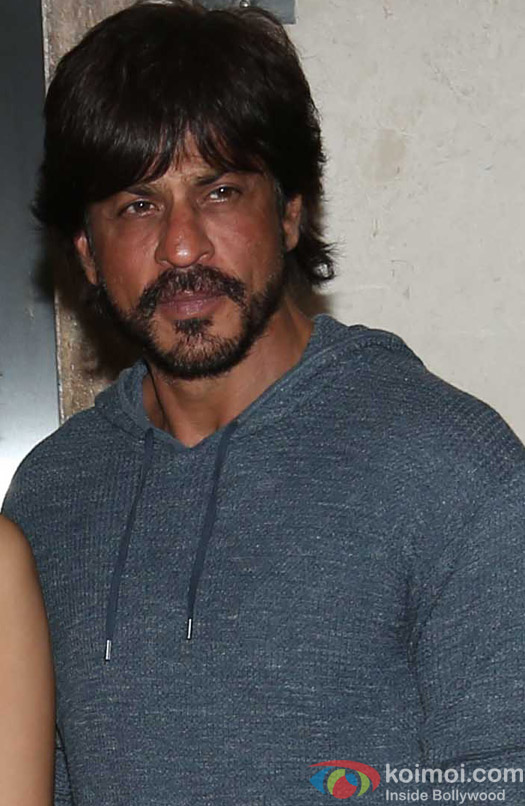 Shah Rukh Khan attends Madhur Bhandarkar's house warming party
