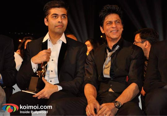SRK, Karan Johar to host 62nd Jio Filmfare Awards 2017