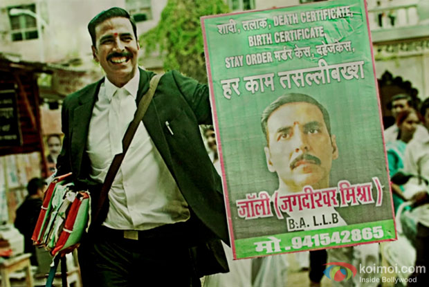 Watch Jolly LL.B 2 Motion Poster | Akshay Kumar As Lawyer Jagdishwar Mishra Aka Jolly