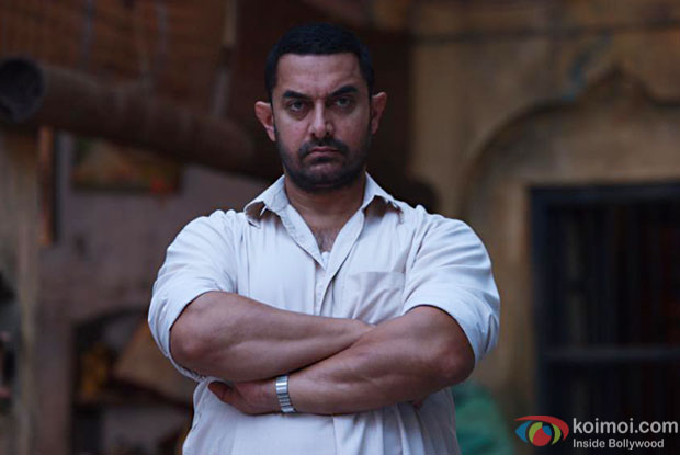 Aamir's Dangal Makes 322% Profit At The Box Office