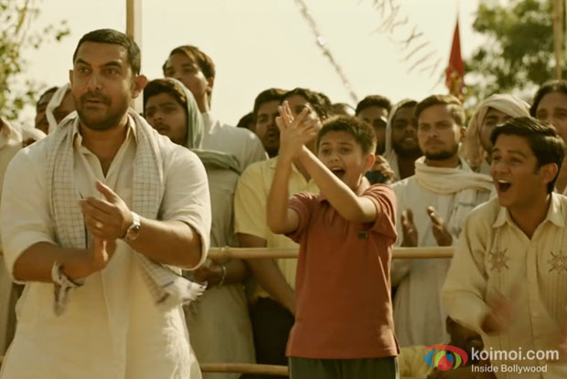 Dangal: 4th Monday Box Office Collections