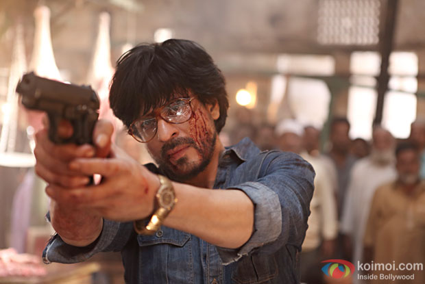 In the latest dialogue promo, Raees says Battery Nahi Bolneka!
