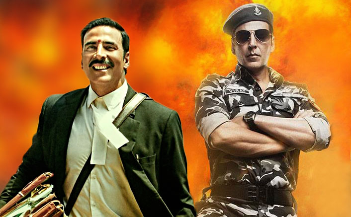 Akshay Kumar's Top 10 Highest Grosser