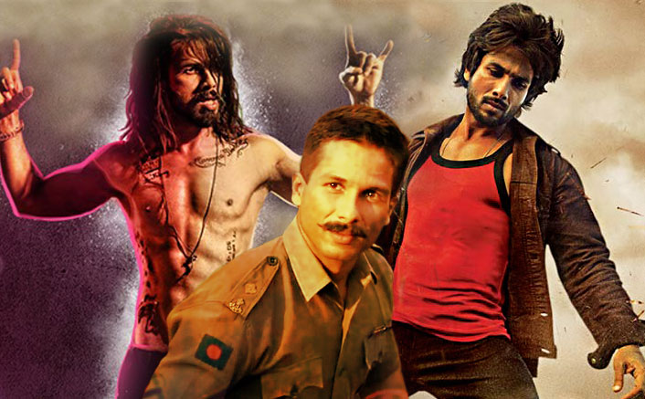 Top 10 Highest Grossers Of Shahid Kapoor